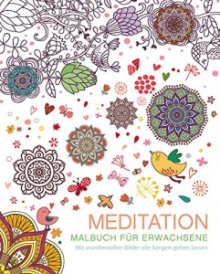 Malbuch für Erwachsene - Mandala
