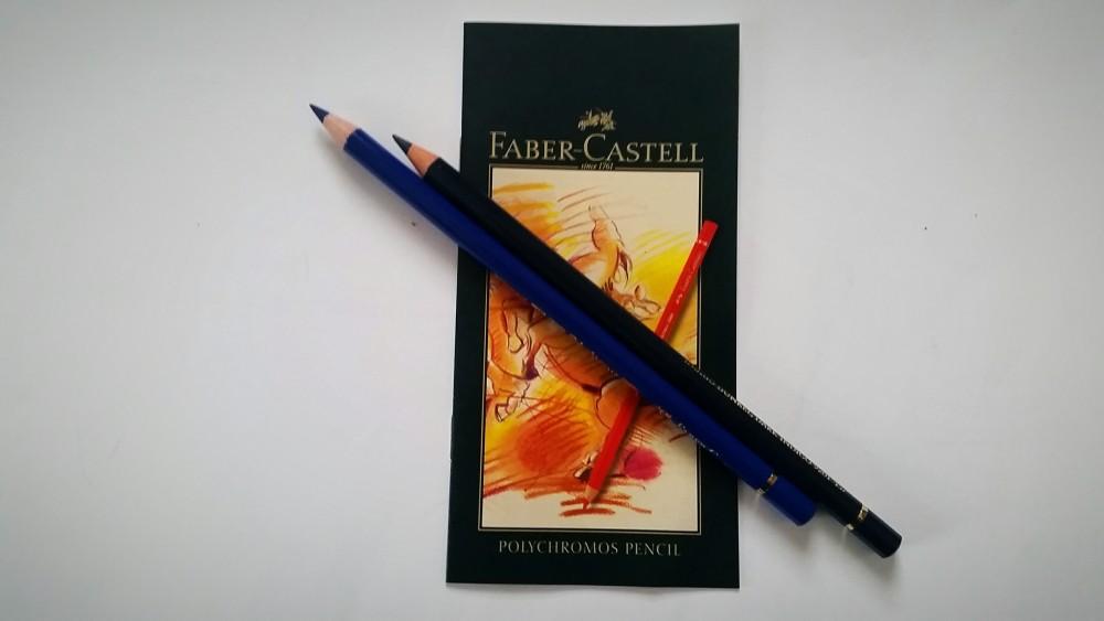 Faber-Castell Polychromos 36 - Dunkelbalutöne