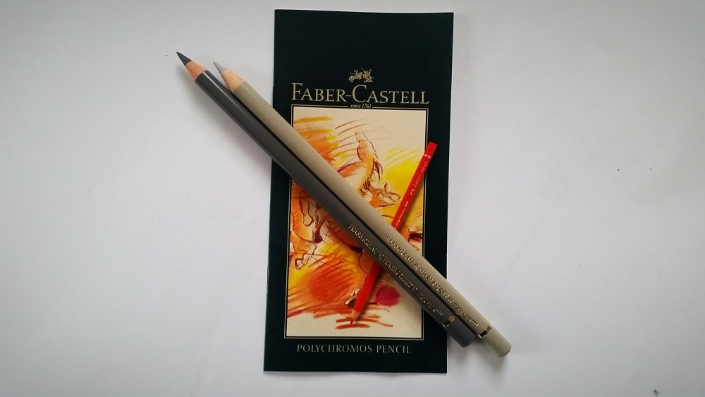 Faber-Castell Polychromos 36 - Grautöne