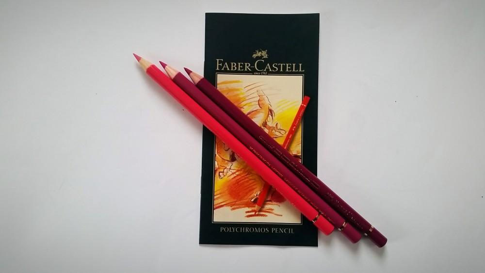 Faber-Castell Polychromos 36 - Rosetöne