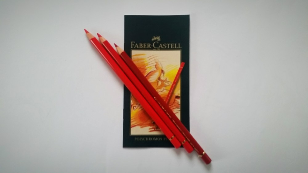 Faber-Castell Polychromos 36 - Rottöne