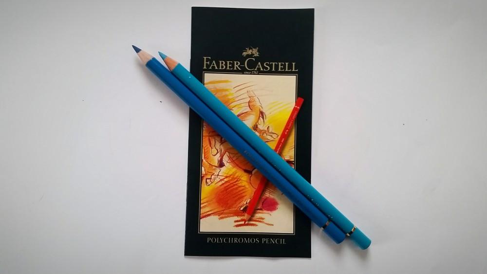 Faber-Castell Polychromos 36 - Türkistöne