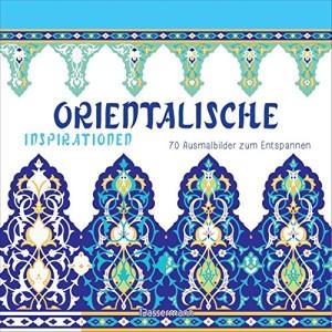 Orientalische Inspirationen - 70 Ausmalbilder zum Entspannen
