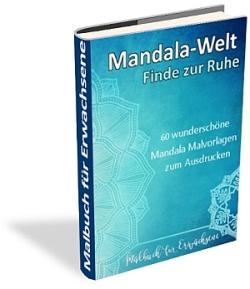Mandalas zum Ausdrucken für Erwachsene kostenlos gratis