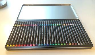LYRA Art Pen Review 30 Künstlerfarbstifte