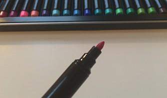 LYRA Art Pen Review einzelner Buntstift