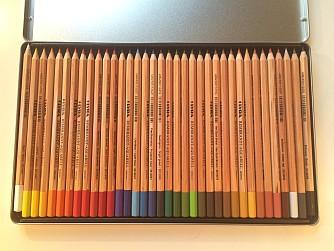 LYRA Rembrandt Aquarell 36 Review Pencils