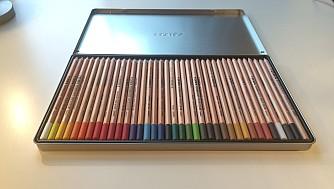 LYRA Rembrandt Polycolor 36 Test Künstlerfarbstifte