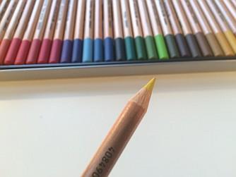 LYRA Rembrandt Polycolor 36 Test einzelner Stift