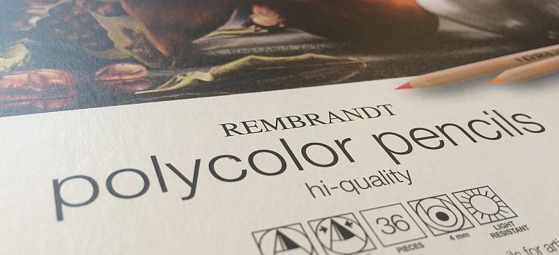 LYRA Rembrandt Polycolor 36 Test