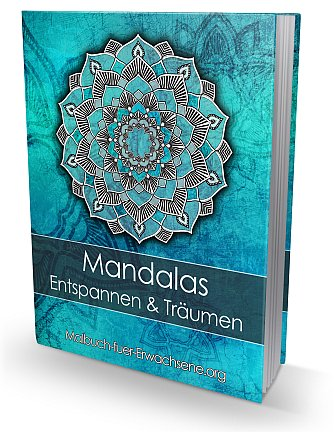 Mandala Malbuch für Erwachsene