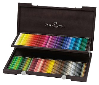 faber castell holzkoffer limited edition