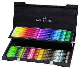 faber castell holzkoffer xxl